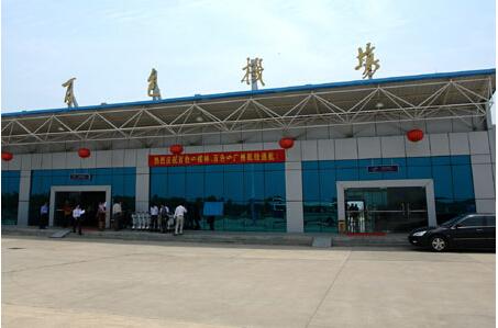 桂百色即将开通飞往上海航班