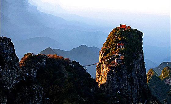 国家森林公园,国家aaaa级旅游景区-永济五老峰举行.