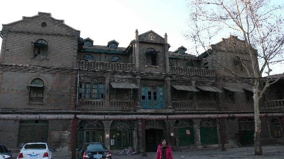 石家庄:法式老建筑的韵味