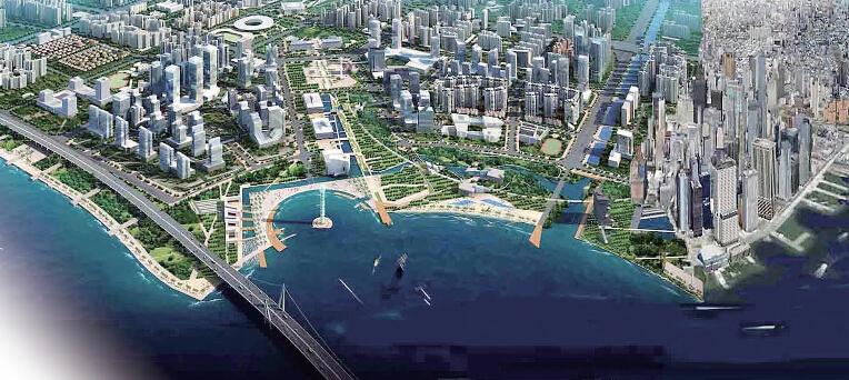 香港产业结构图