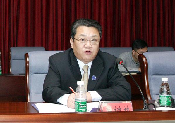 珠海仲裁委员会主任高树林