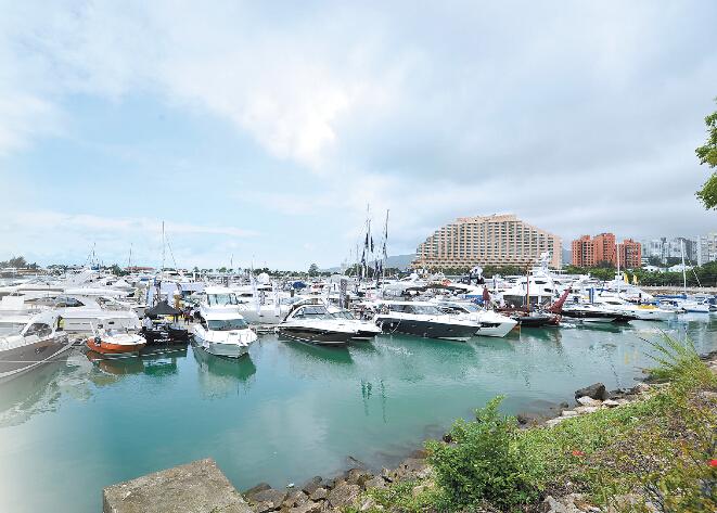 全亚洲最大型的游艇展将於下月初假黄金海岸乡村俱乐部·游艇