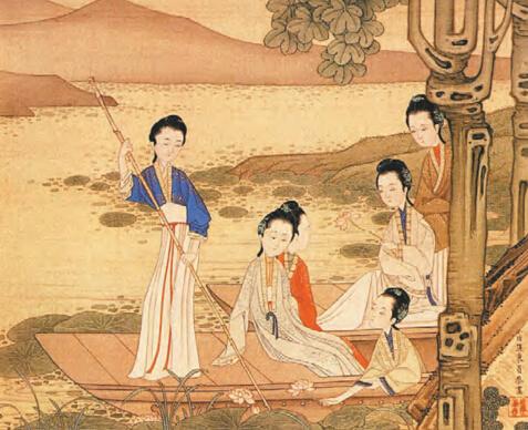 子张:《诗经》里有中国梦图片