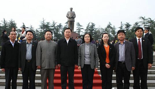 李宪法已任公安部警卫局政委