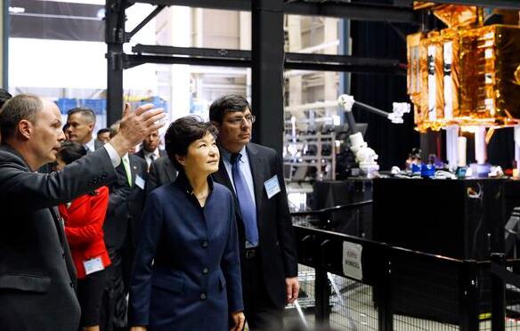 朴槿惠再访美 周五会见奥巴马