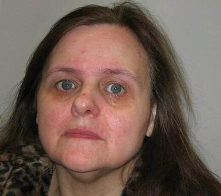 55岁的杰奎琳(Jacqueline Patrick杰奎琳-英妇毒害丈夫 罪证难寻
