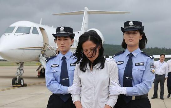 传中美正就遣返5逃犯磋商 含杨秀珠