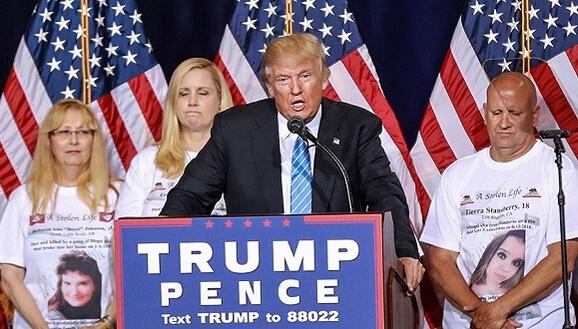 特朗普8月移民政策