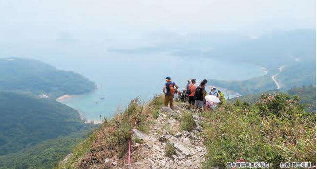 水湾相思湾美景一览无遗 西贡钓鱼翁 无限风光在尖 香港商报图片