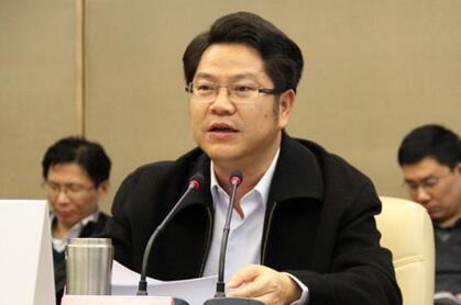 广东原副省长刘志庚被提起公诉