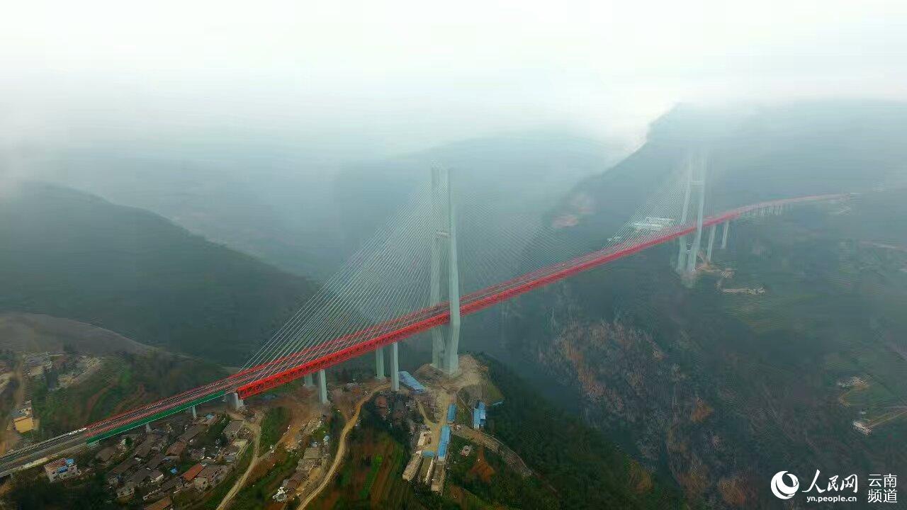 壁纸 大桥 风景 桥 桥梁 1280_720