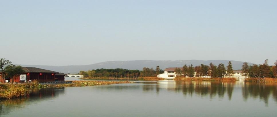 虞山尚湖旅游风景区