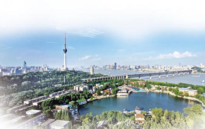 武汉:生动实践中国梦开启复兴新征程