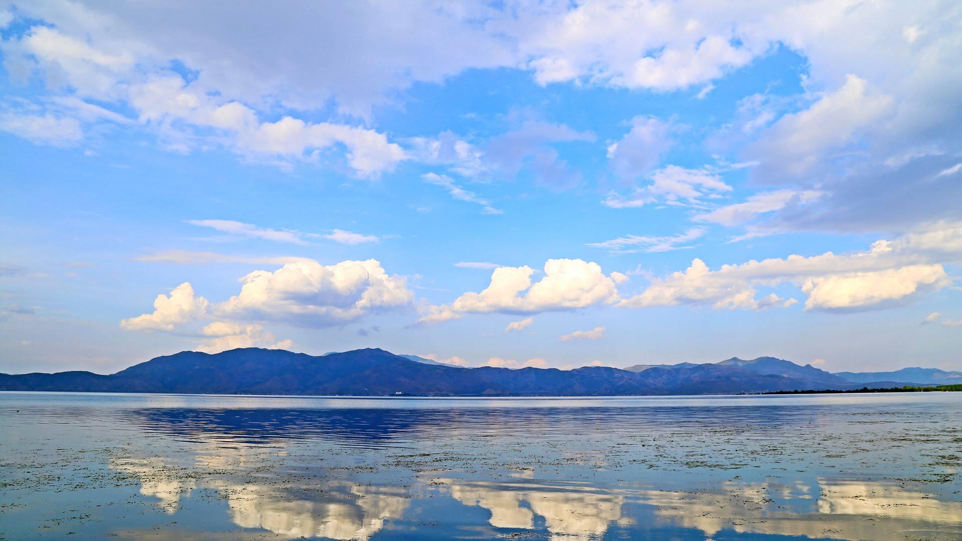 大理洱海水质总体稳定保持Ⅲ类