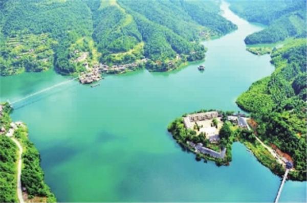 涔天河国家湿地公园,潇湘源国家级水利风景区,中国观赏石之乡,中国