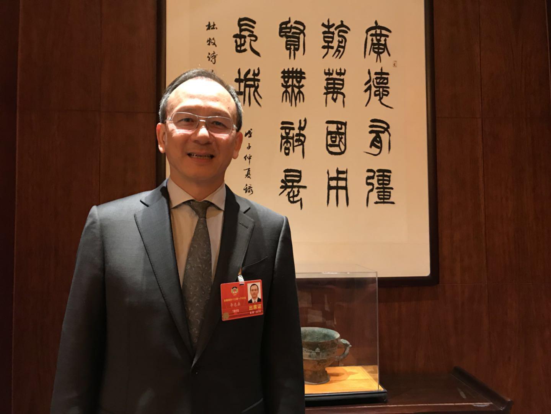 (香港全国政协委员李惠森先生)图片