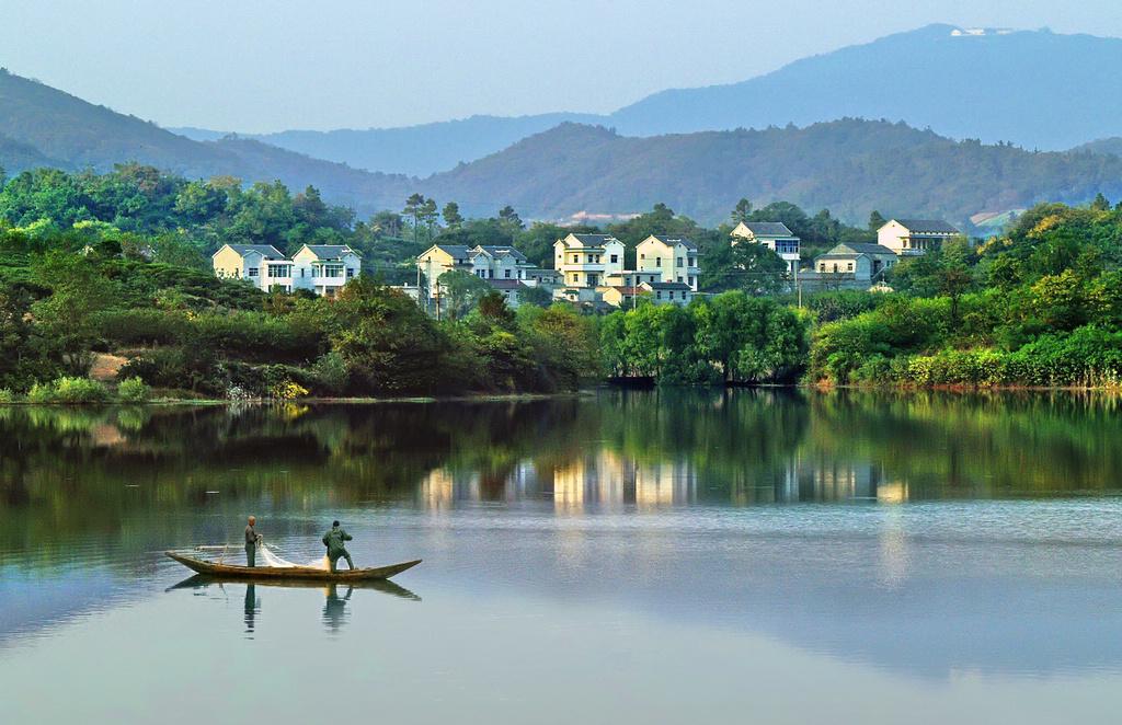 美丽乡村,牛首山世界级佛教圣地,汤山国家级温泉旅游度假区(世界著名