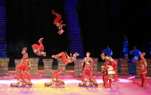 珠海长隆第五届中国国际马戏节倒计时100天启动 世界马戏流动盛宴首度