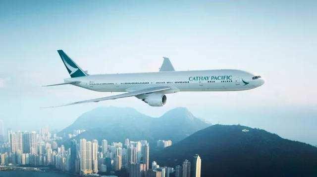 国泰航空11月客货运量齐跌