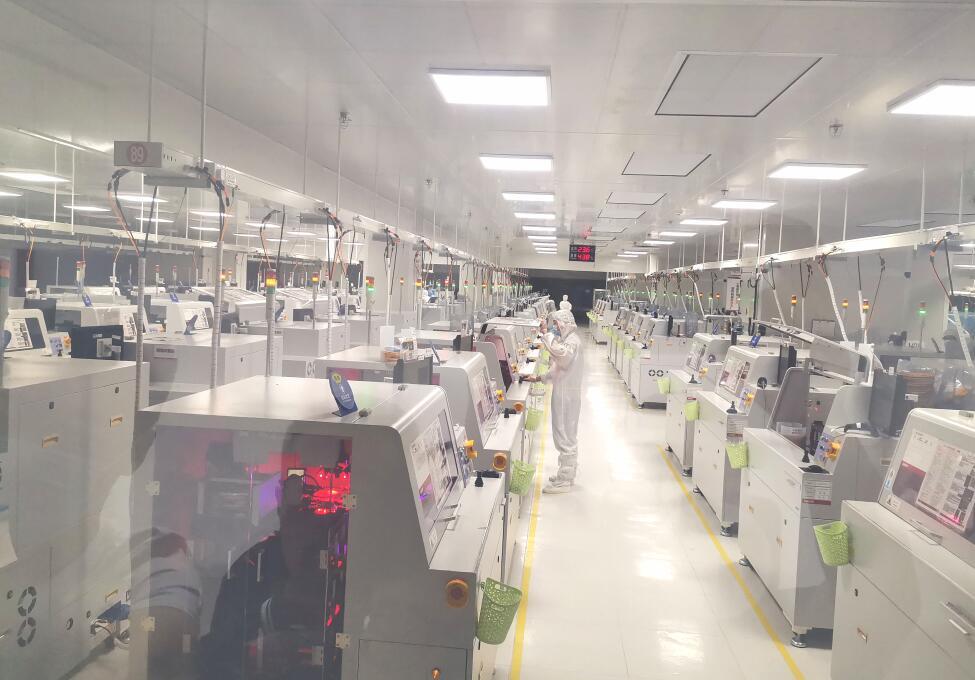 中新苏滁高新区前五月投资增796.4%
