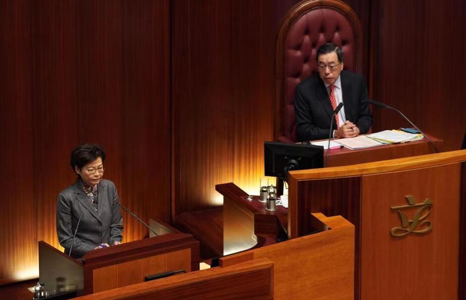 林郑:不会因财政问题不建屋 会加快建屋流程