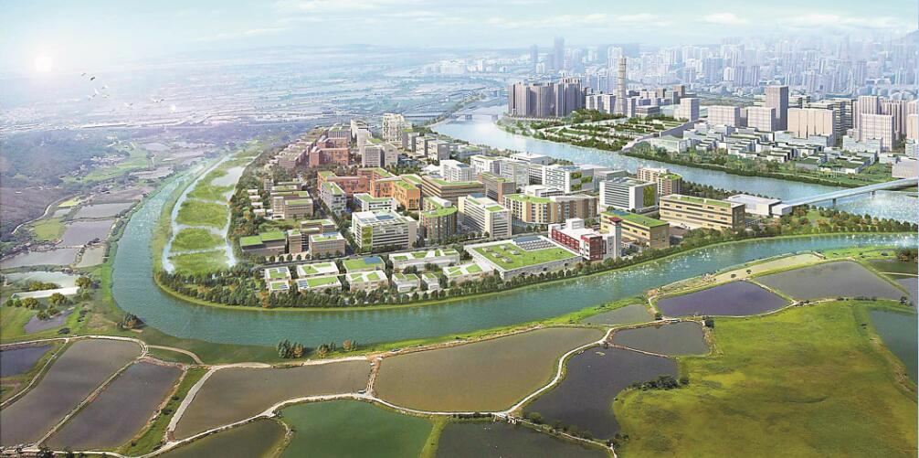 兩城跨境合作共建港深創科園 落馬洲河套崛起科技城
