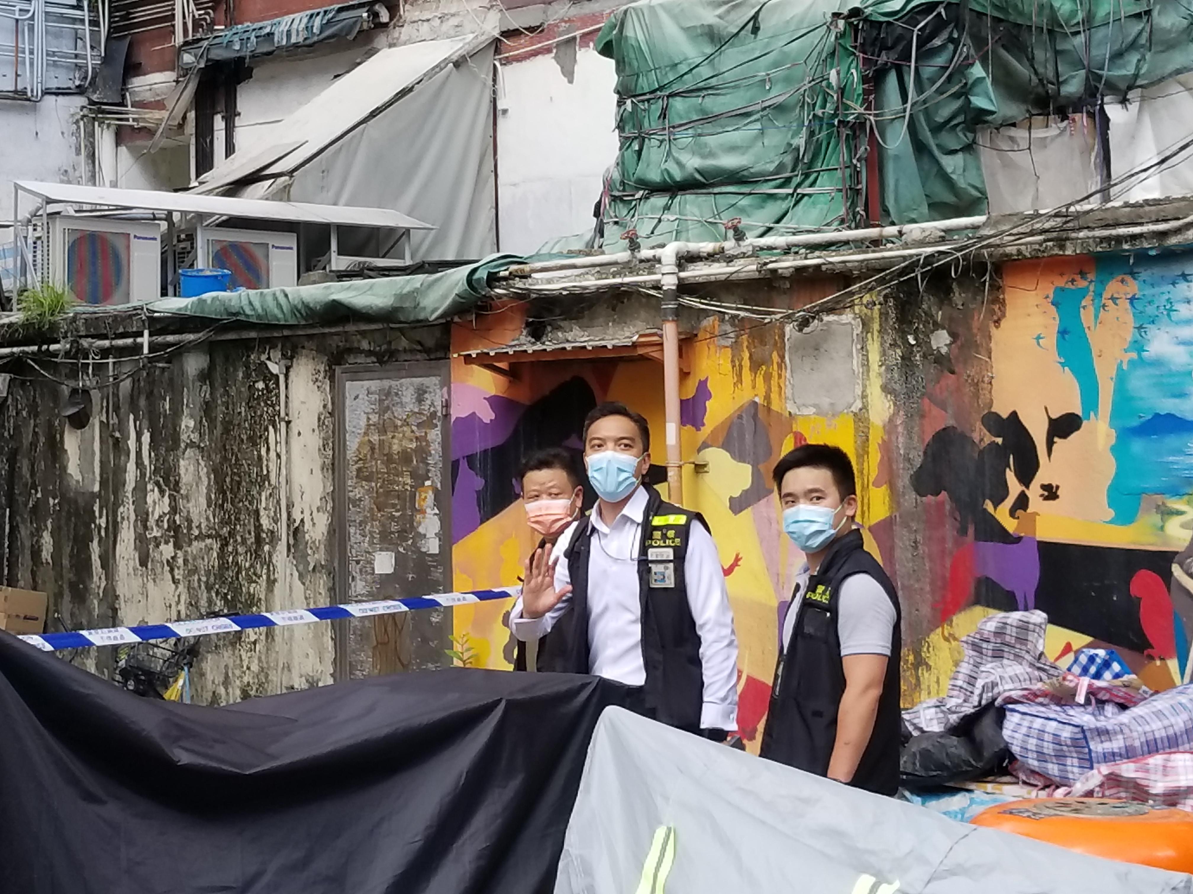 【追蹤報道】大埔火警3死者均有刀傷 六旬男傷者被捕