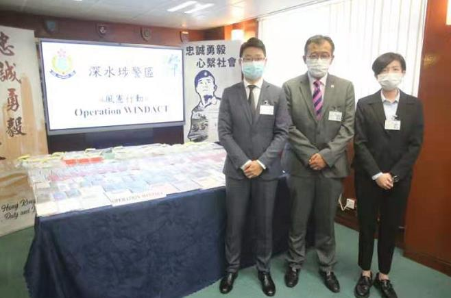 警方搗破多個扒竊集團 拘64人包括2蒙古男子