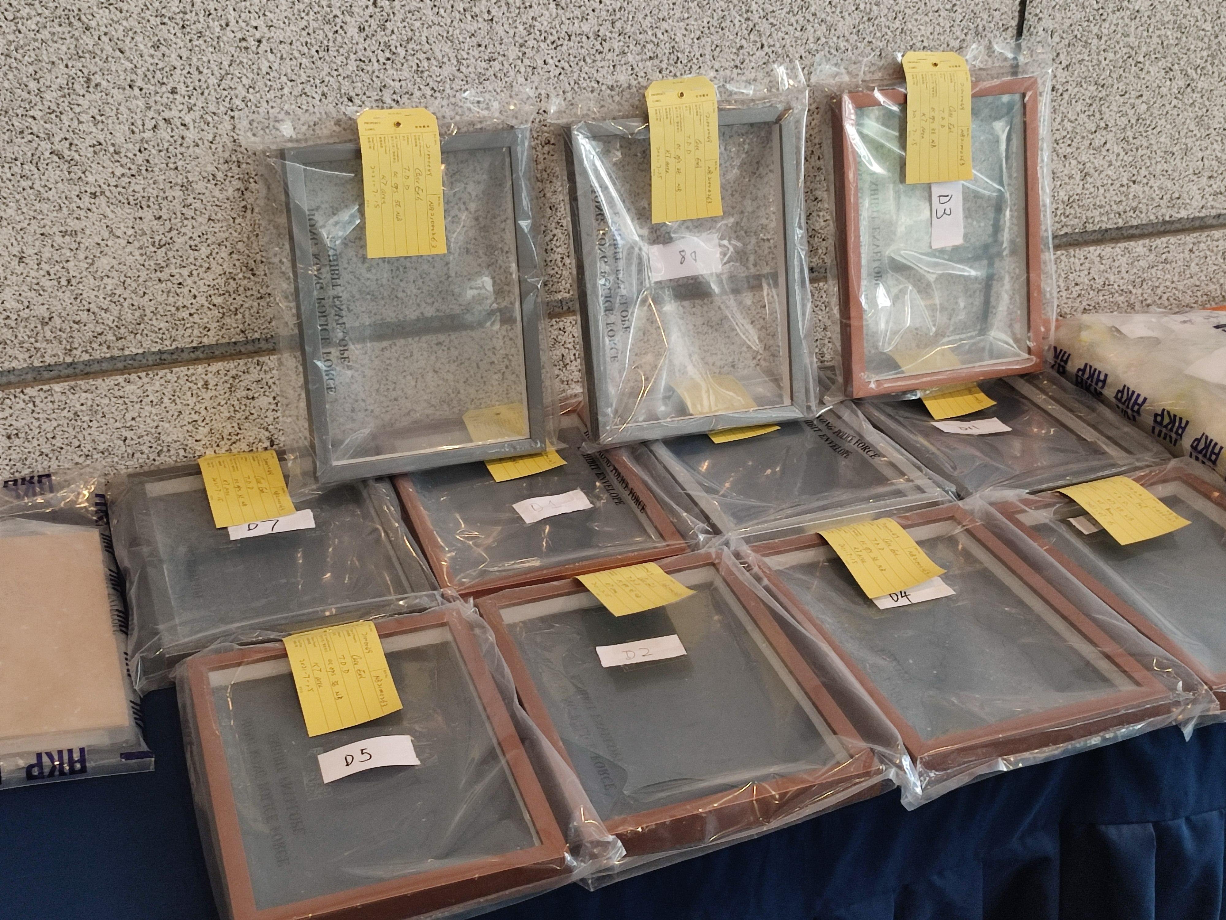 警方藍田檢值1600萬元可卡因 拘捕2男女