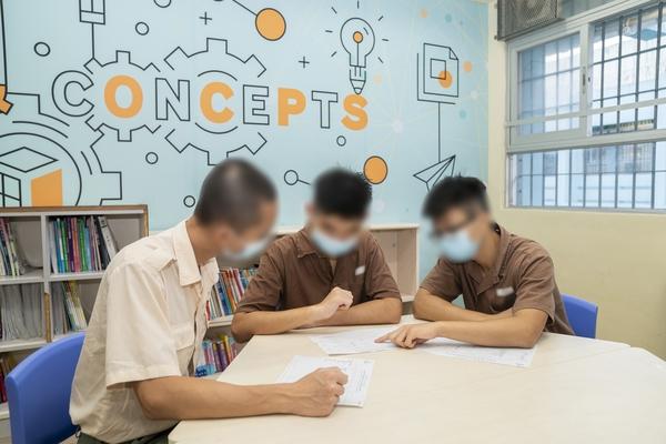 7名青少年在囚人士參與<a href=
