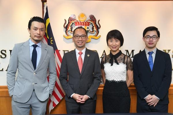 【領事專訪】馬來西亞駐港澳總領事葉威信:拓展馬港關係積極發力灣區