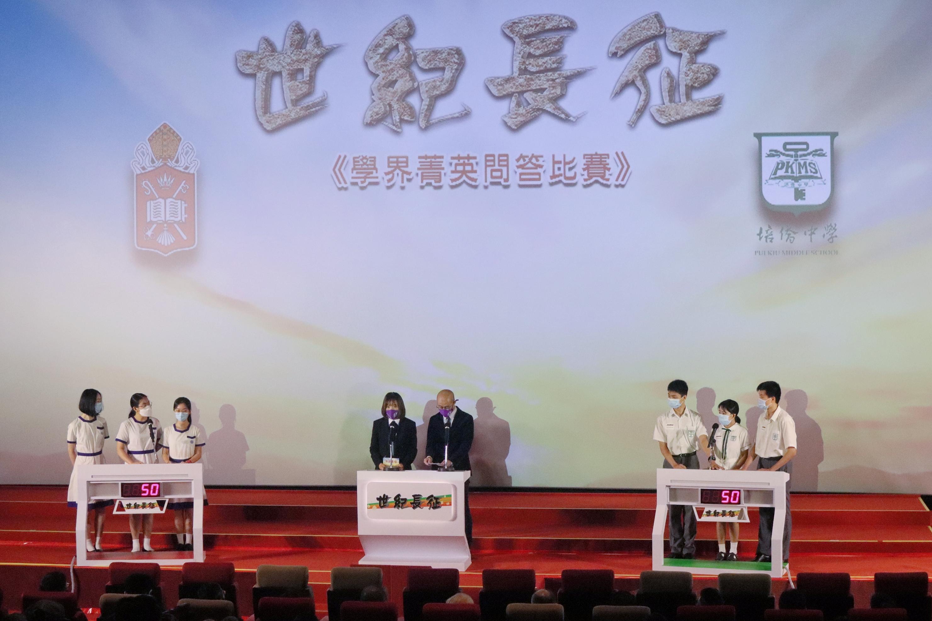 《世紀長征》中國近現代史圖片進校園社區系列展覽啟動