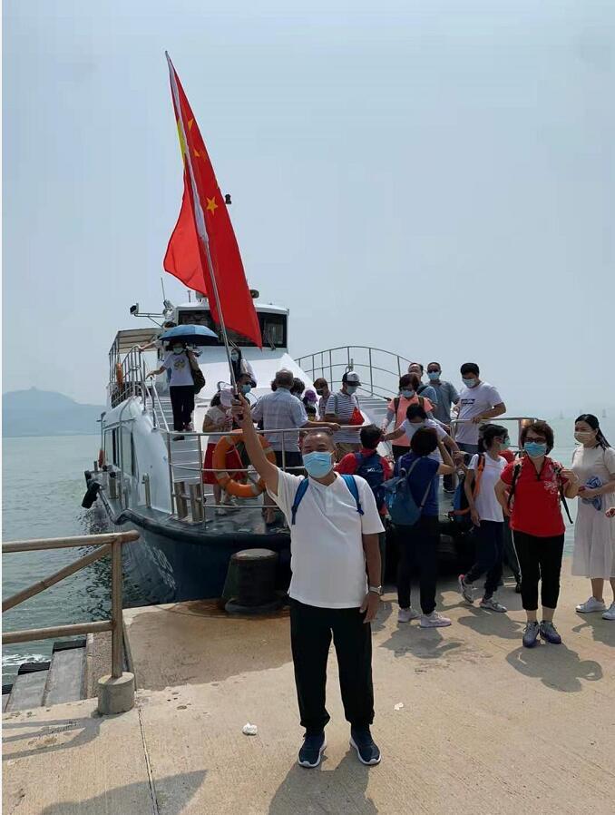 歷史尋根 —「紅船啟航初心之旅」