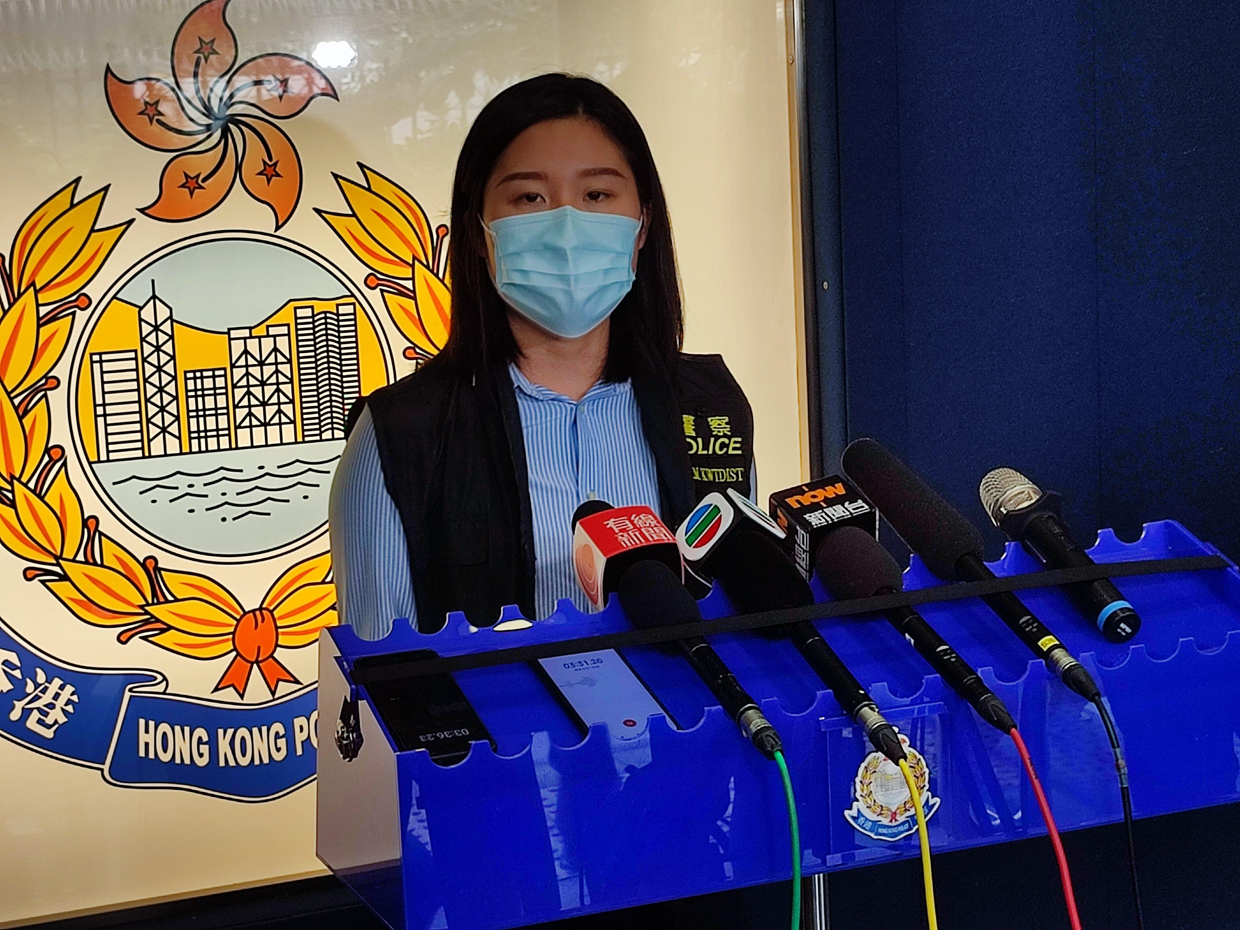 地產公司遭爆竊  葵青警區籲相關出租單位更換門鎖