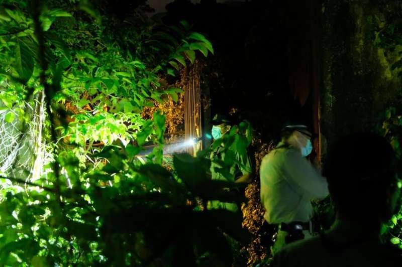 西貢警區開展「捲聲」反匪徒爆竊行動