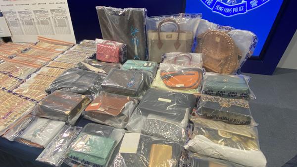 警方首破涉及「百分百擔保特惠貸款」騙案 拘捕56人